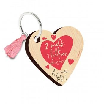 Porte clés imprimés - 2...
