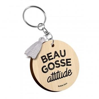 Porte clés imprimés - Beau...