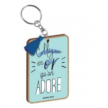 Porte clés imprimés -...
