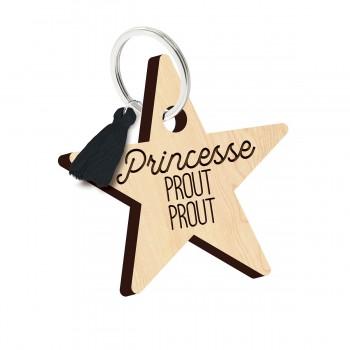 Porte clés - Princesse...