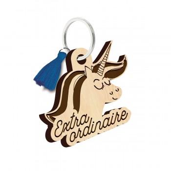 Porte clés - Licorne...