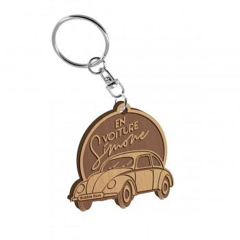 Porte clés - En voiture simone