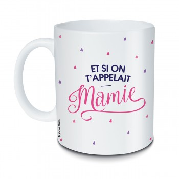 Mug Et si on t'appelait Mamie