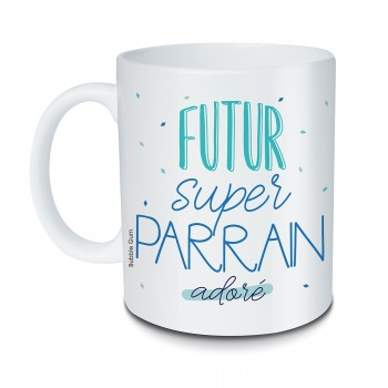 Mug Futur super Parrain