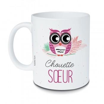 Mug Chouette soeur