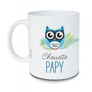 Mug Chouette Papy