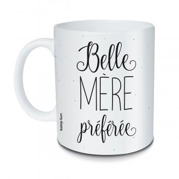 Mug Belle mère préférée