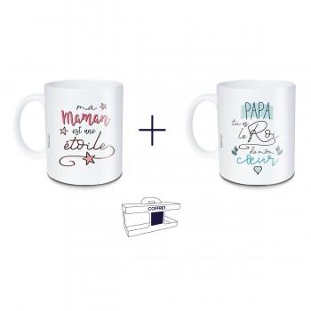 Coffret mug Maman etoile/...