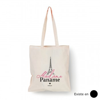 Tote bag Madame Paname