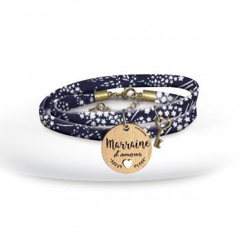 Bracelet - Marraine d'amour