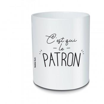 Pot crayon - C'est qui le...