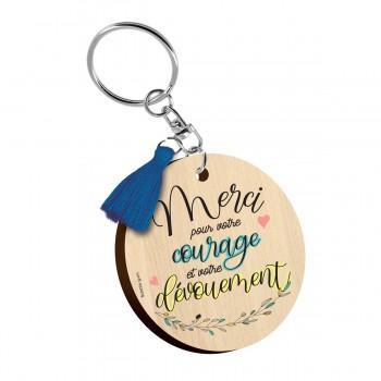 Porte clés - Merci pour...