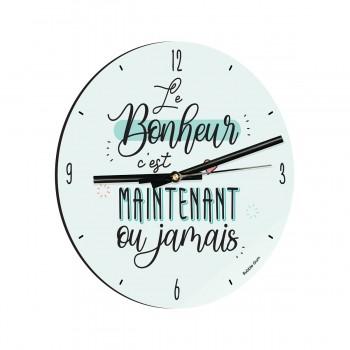 Horloge - Le bonheur c'est...