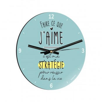 Horloge - Faire ce que...