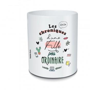 Pot crayon - Les chroniques...