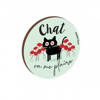 Magnet - Chat va me plaire