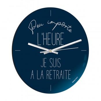 Horloge - Retraite