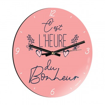 Horloge - C'est l'heure du...