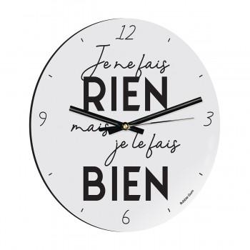Horloge - Je ne fais rien...