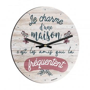 Horloge - Le charme d'une...