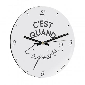 Horloge - C'est quand...