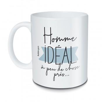 Mug L'homme idéal existe