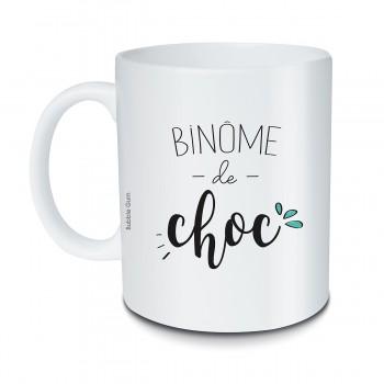 Mug Binôme de choc
