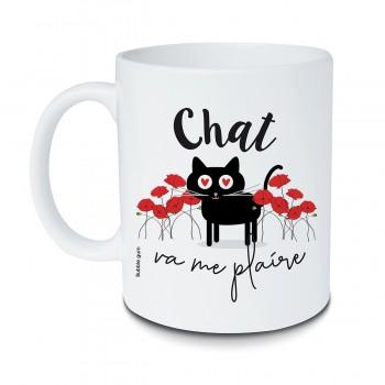Mug Chat va me plaire