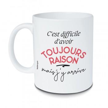 Mug Difficile d'avoir...