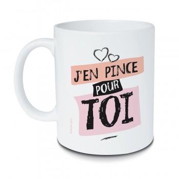 Mug J'en pince pour toi