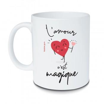 Mug L'amour c'est magique